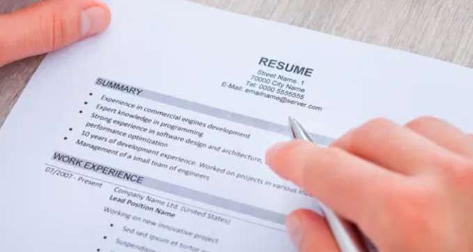 Online Resume Writing Services: How to Write Resumes Without Mistakes